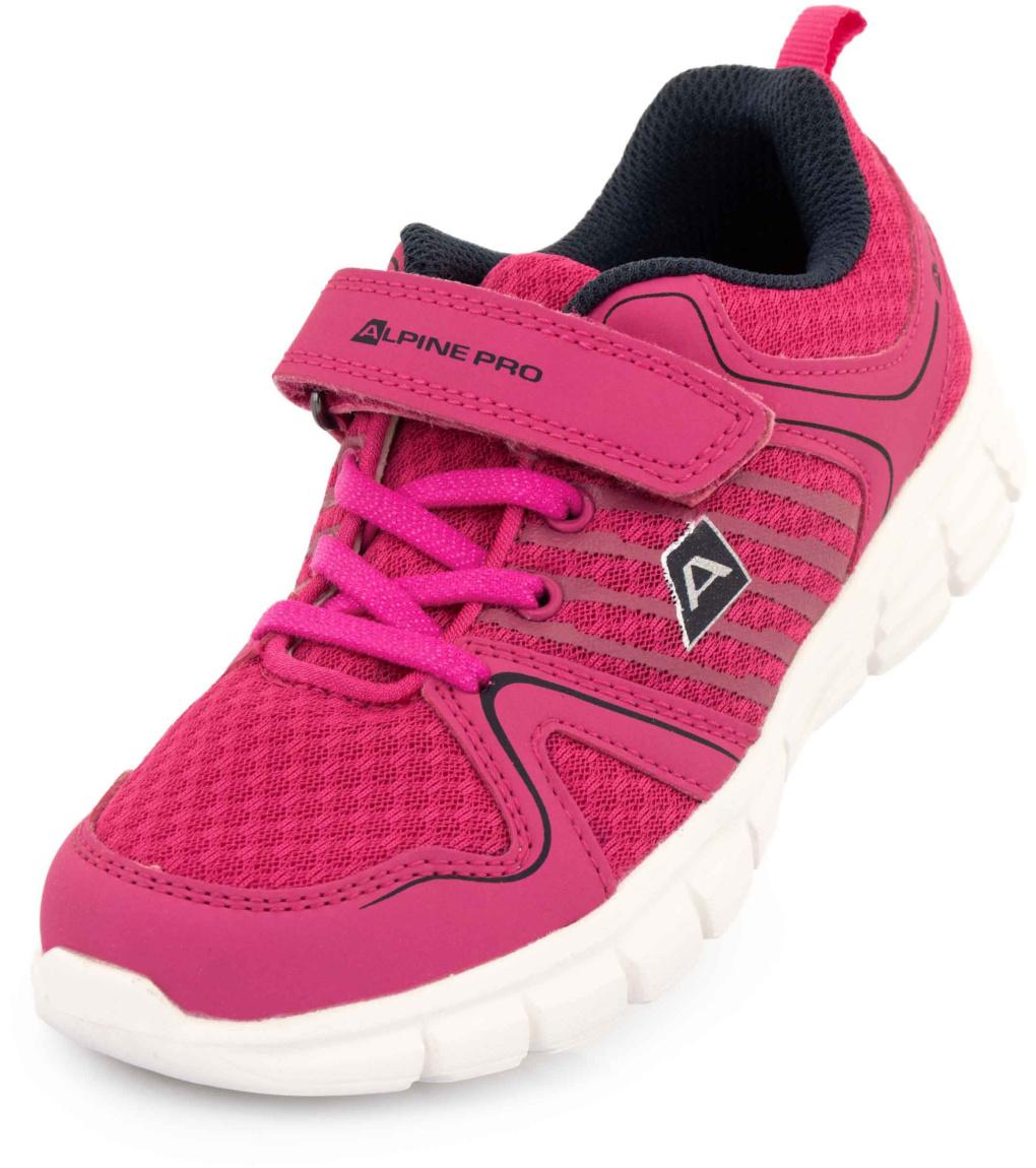 ALPINE PRO KAGANO Dětská sportovní obuv KBTR244452 růžová 34