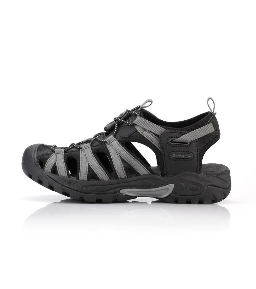 ALPINE PRO LANCASTER 2 Unisex letní obuv UBTN159990 černá 46