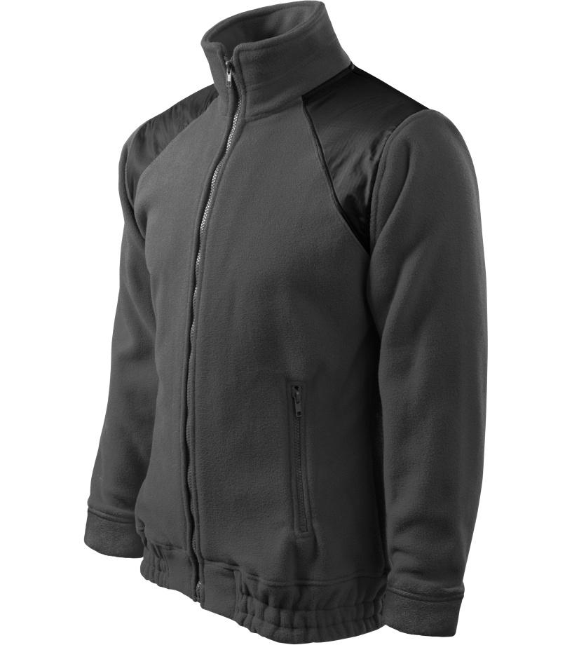 ADLER Jacket Hi-Q 360 Unisex fleece bunda 50636 ocelová šedá L