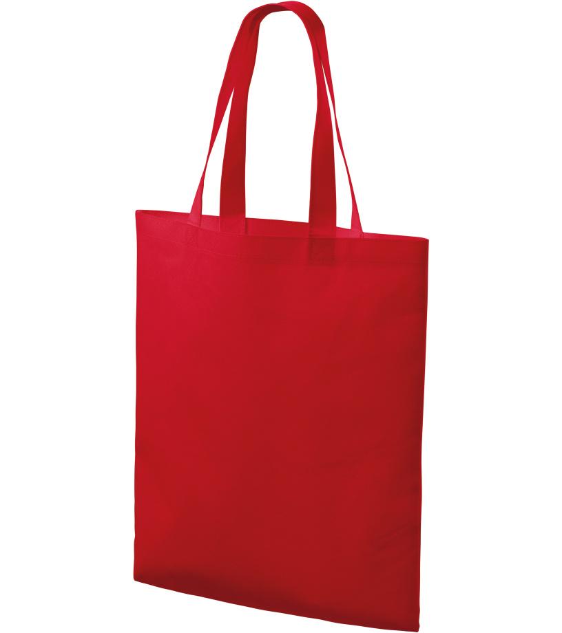 ADLER Prima Nákupní taška 91307 červená UNI