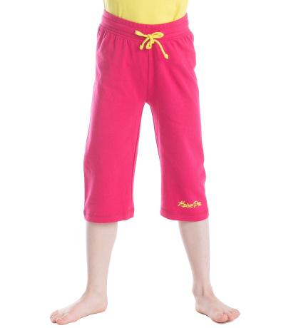 ALPINE PRO AKUO Dětské krátké kalhoty KPAE037450 116-122