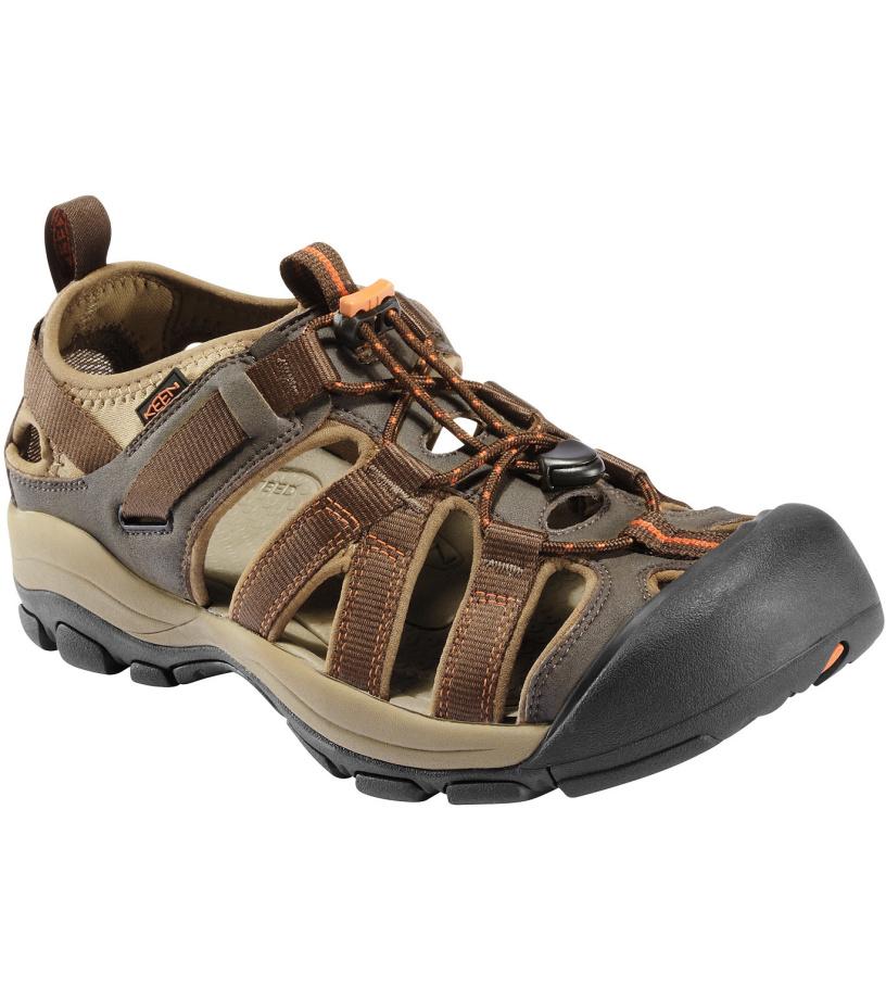 KEEN Owyhee M Pánské sandály KEN1201006503 sbrt 10(44,5)