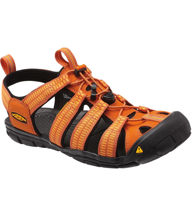 KEEN Clearwater CNX M Pánské sandály KEN1201044817 sunset/marigold 10,5(45)