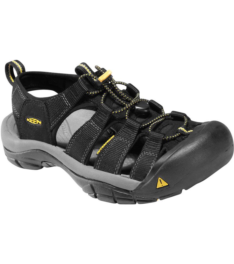 KEEN Newport H2 M Pánské sandály KEN1201062601 black 8(42)