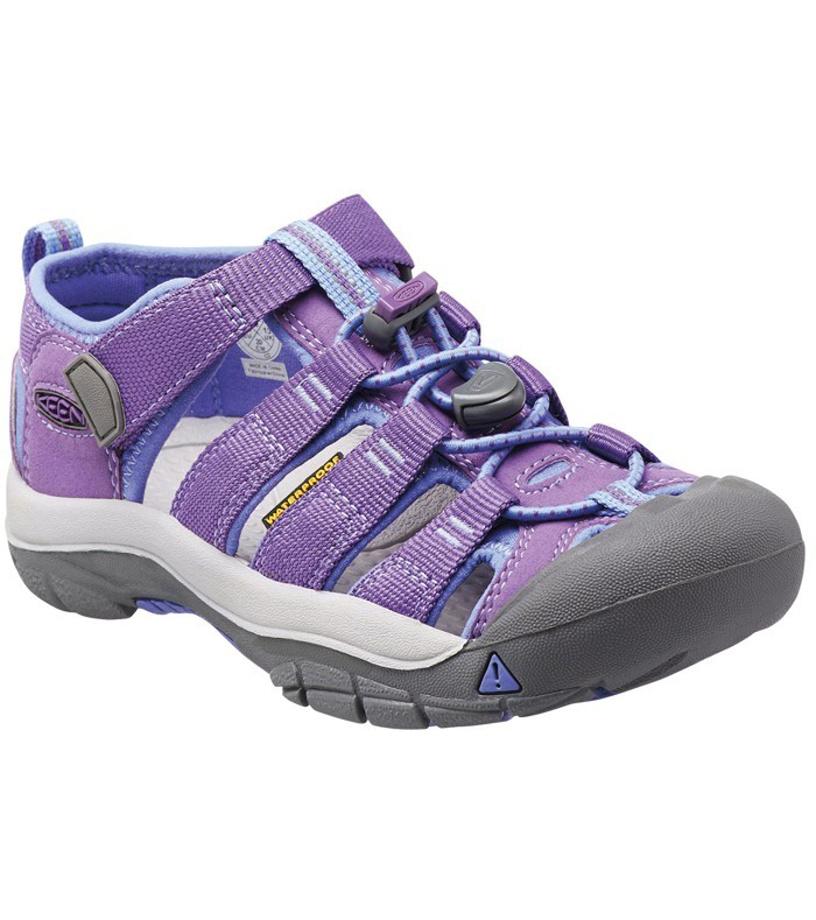 KEEN NEWPORT H2 JR Dětské sandály KEN1201101404 purple heart/periwinkle 7(39)