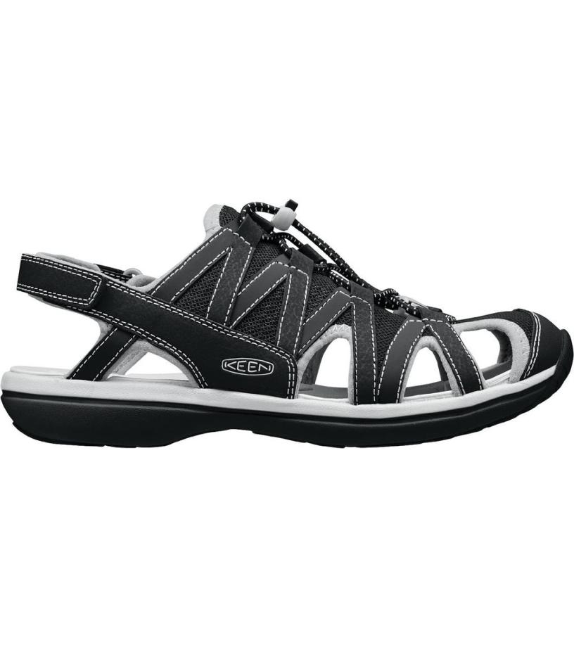 KEEN SAGE SANDAL W Dámské sandály KEN1201128801 black/black 3,5(36)
