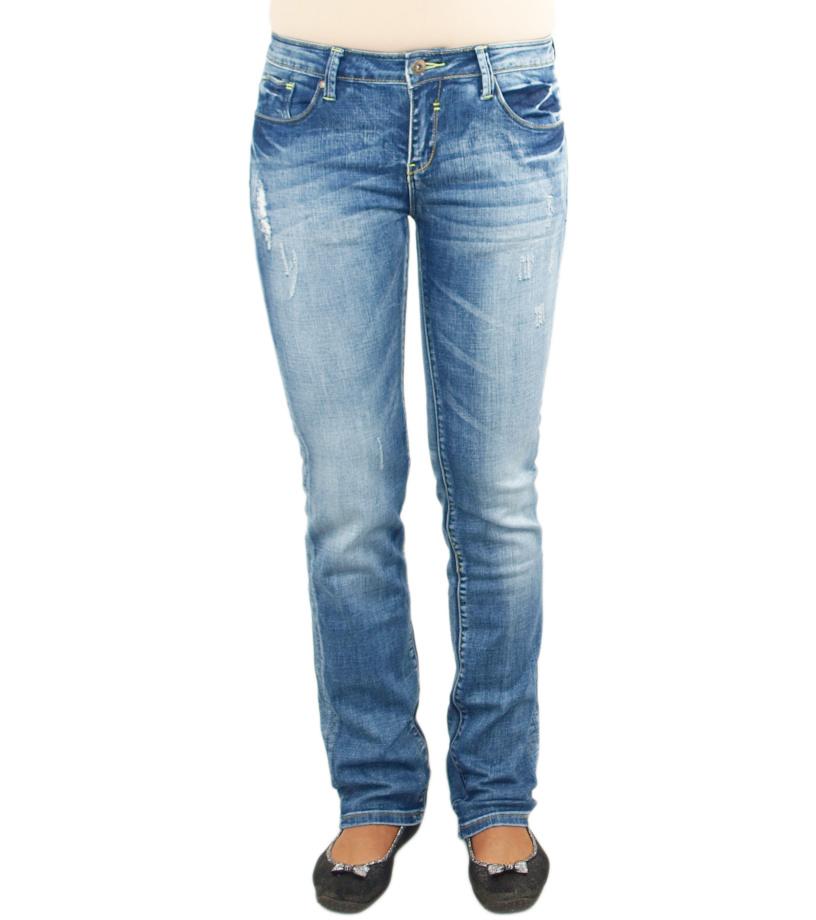 EXE JEANS Dámské jeans EX200340 25/32