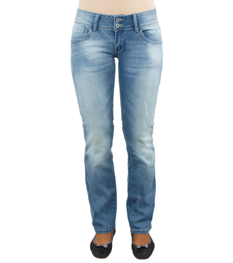 EXE JEANS Dámské jeans EX200342 25/32