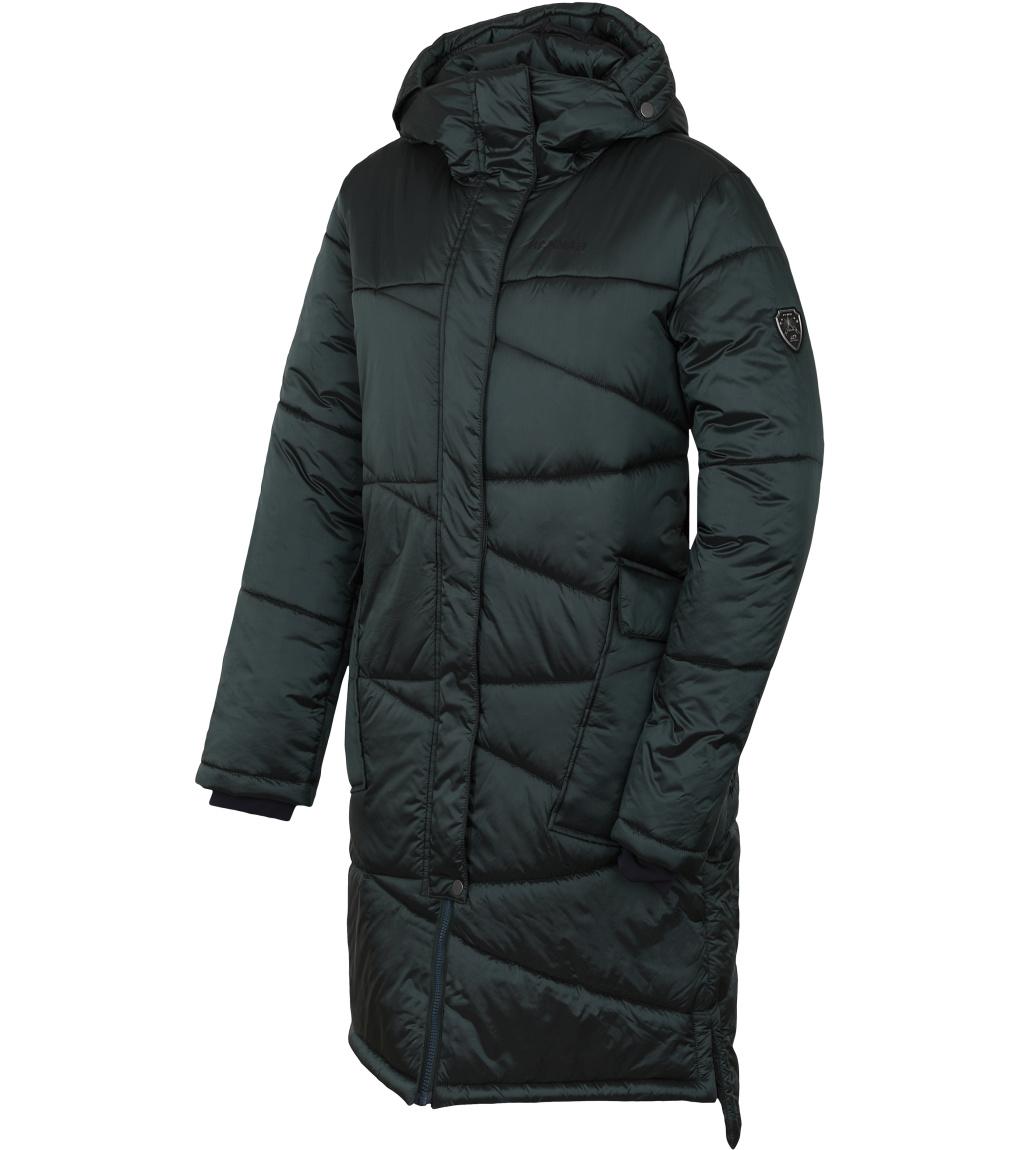 HANNAH MESA Dámský oversize kabát 10005350HHX01 scarab 42