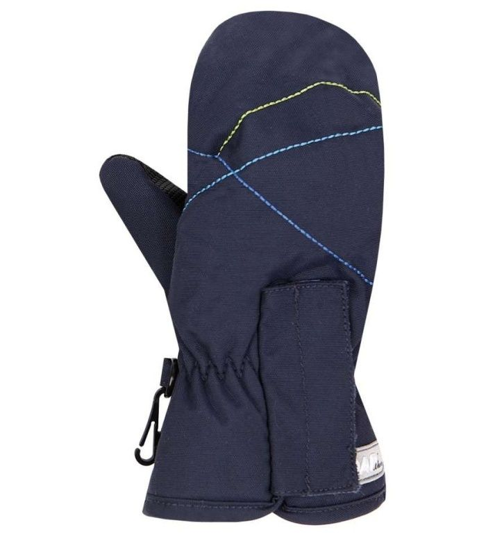 LOAP NORBIT Dětské lyžařské rukavice .L5150M68M Tmavě modrá 2