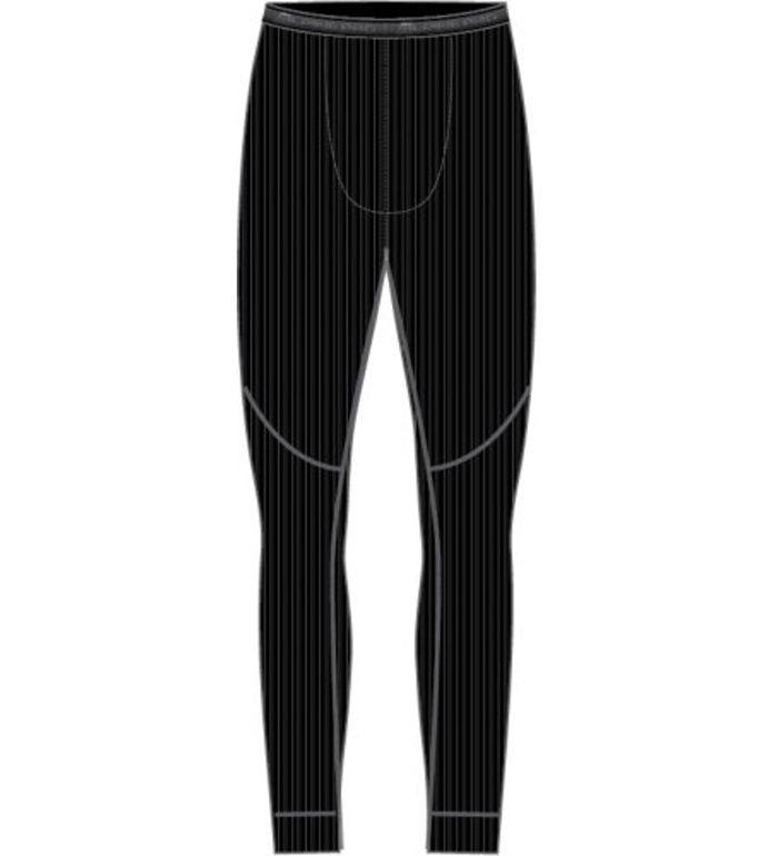 ALPINE PRO TETHYS Pánské spodní kalhoty MUNF016990 černá M