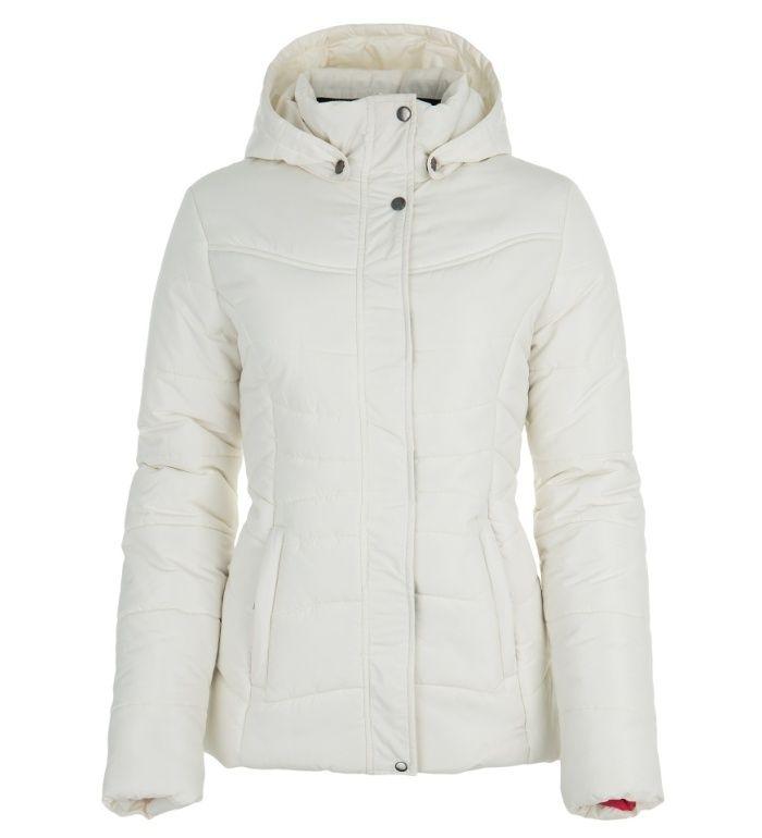 LOAP THESALIE Dámská zimní bunda CLW1504A08A bílá XS