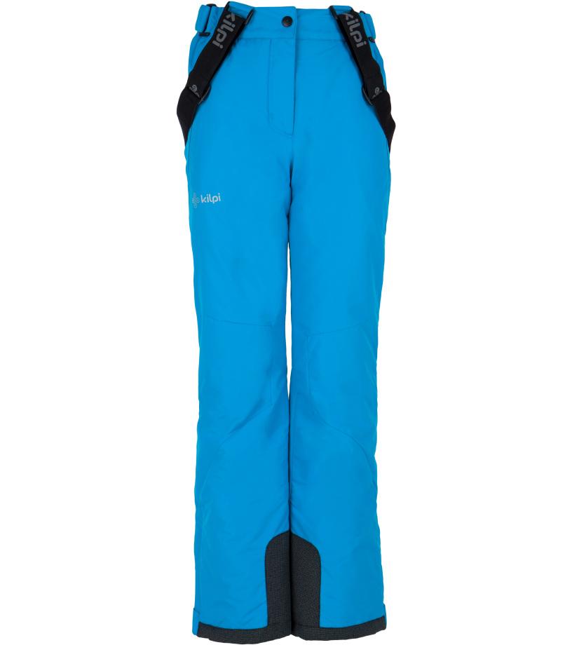 KILPI Dívčí lyžařské kalhoty EUROPA-JG FJ0023KILBL Bílo/Modrá 146