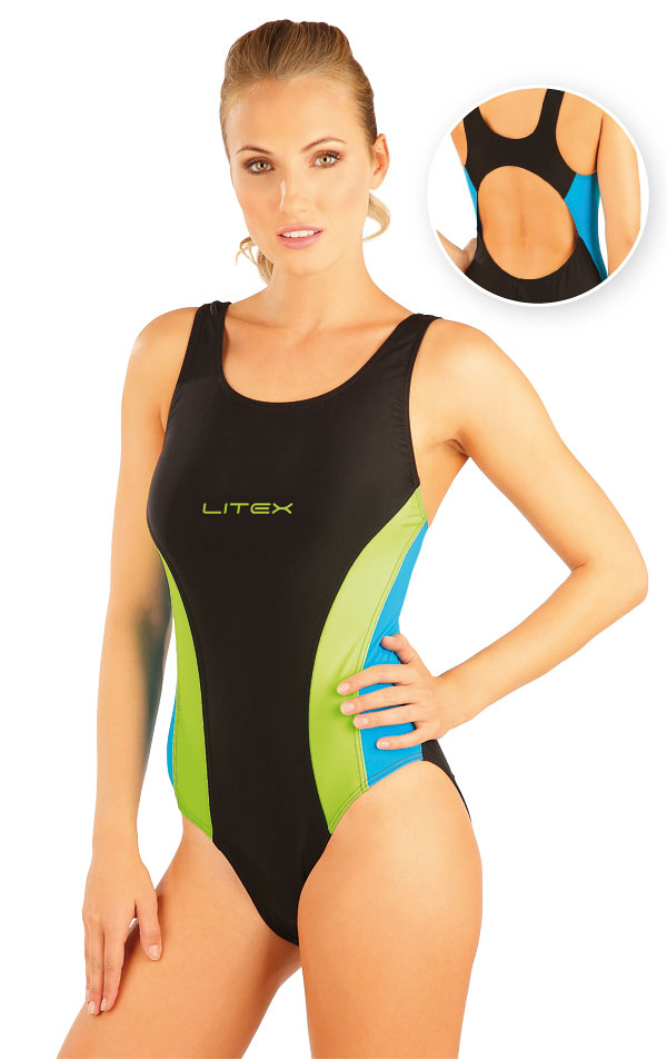 Litex jednodilne sportovni plavky 93486 36  4cbe43e81d
