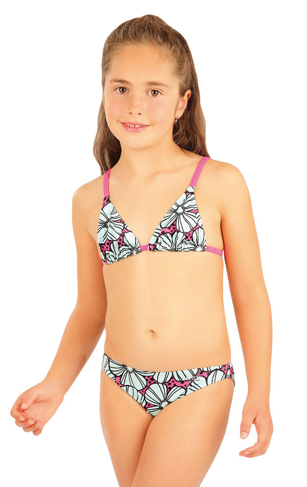 LITEX Dívčí plavkové kalhotky bokové. 88447
