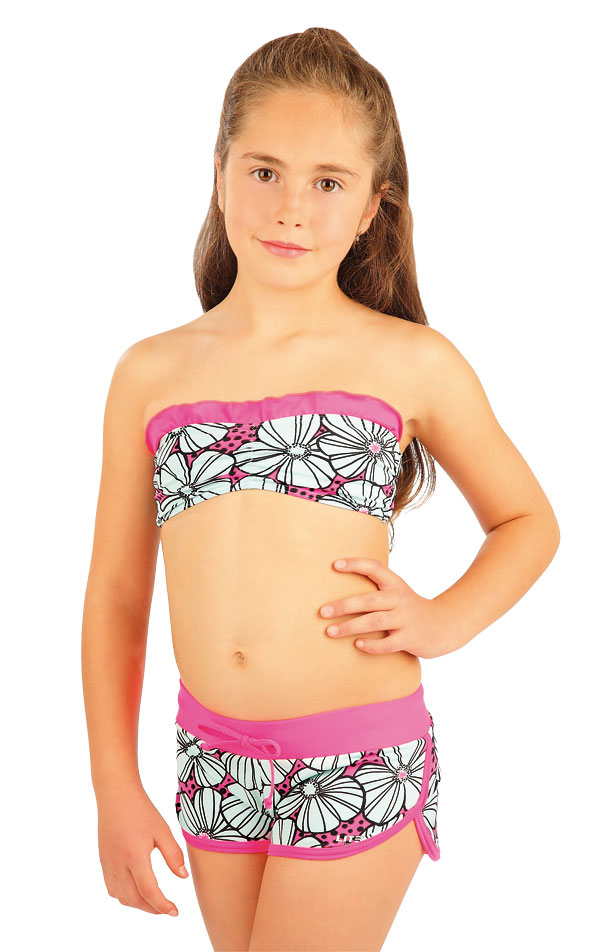 LITEX Dívčí plavkové kraťasy. 88449