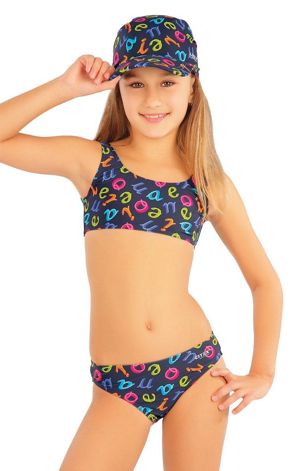 LITEX Dívčí kalhotky středně vysoké. 88483