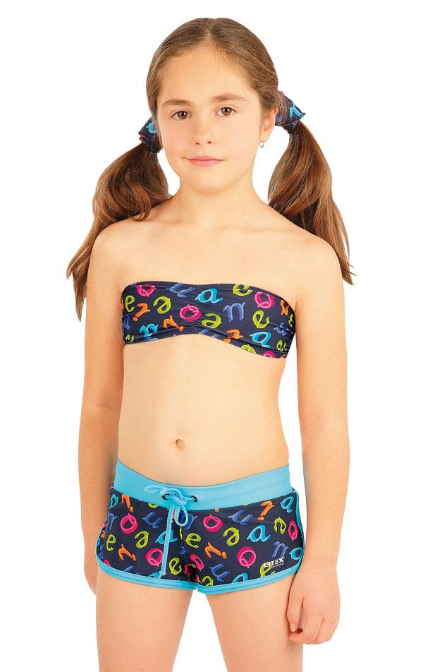 LITEX Dívčí plavkové kraťasy. 88485