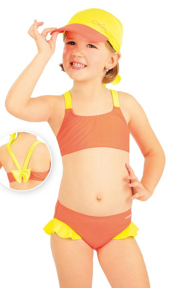 LITEX Dívčí plavkový top. 88488