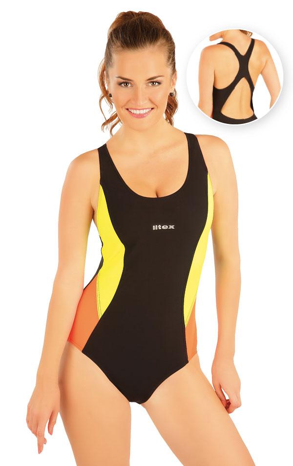 Litex jednodilne sportovni plavky 88370 36 levně  06335b6e68