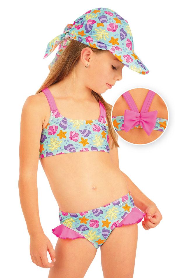 LITEX Dívčí plavky top. 93532
