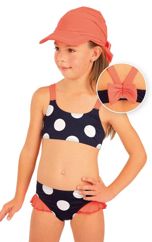 LITEX Dívčí plavky top. 93557