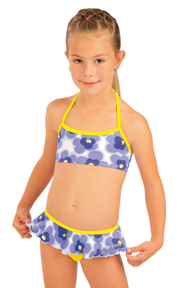 LITEX Dívčí plavky top. 93566