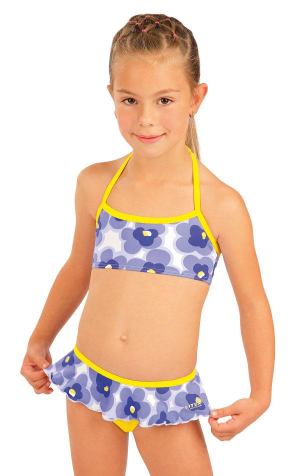 LITEX Dívčí plavky kalhotky bokové. 93567