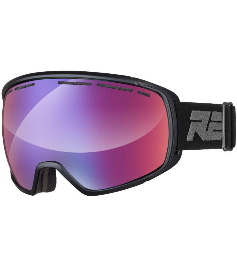 RELAX BEETLE Lyžařské brýle HTG21A černá