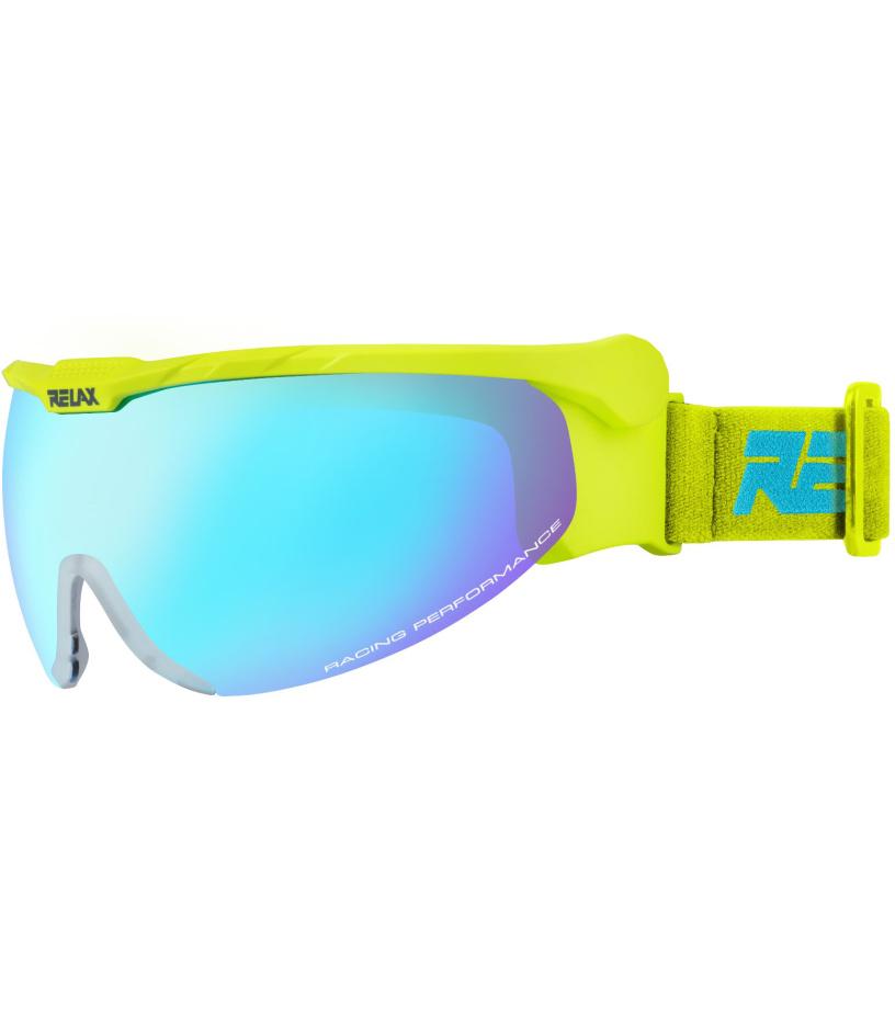 RELAX NORDIC Lyžařské brýle HTG27B žlutá