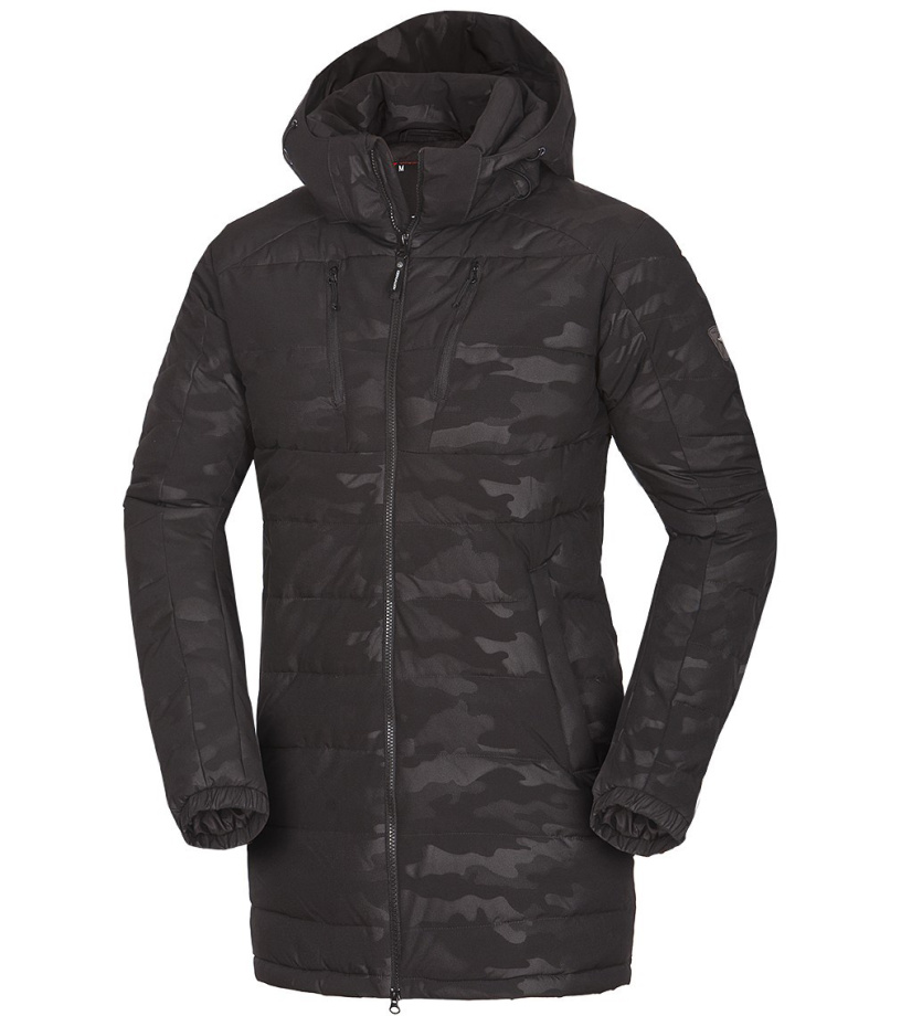 NORTHFINDER LENRRY Pánská zimní bunda do města BU-36943SP6572 6572 XL