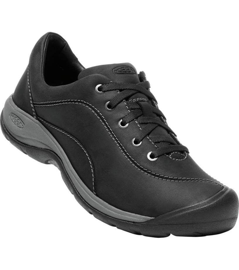 KEEN PRESIDIO II W Dámská celoroční obuv KEN1213145601 black/steel grey 4(37)