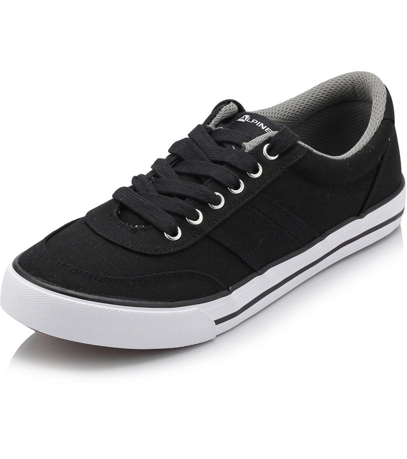 ALPINE PRO KATOOMBA Pánská obuv městská MBTJ087990 černá 45