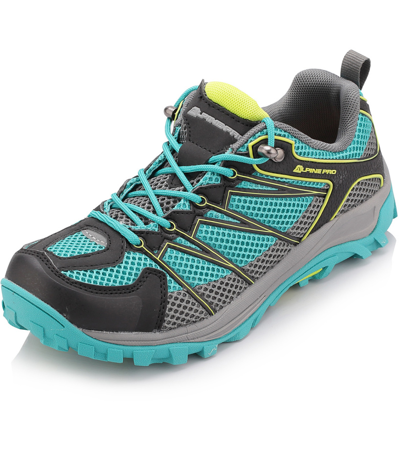 ALPINE PRO BARGAU Unisex obuv outdoor UBTJ098643 porcelán