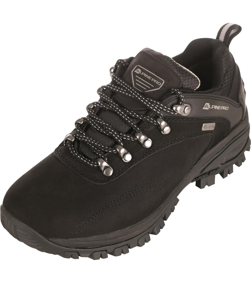 ALPINE PRO SPIDER 3 Unisex obuv outdoor UBTJ121990 černá 39