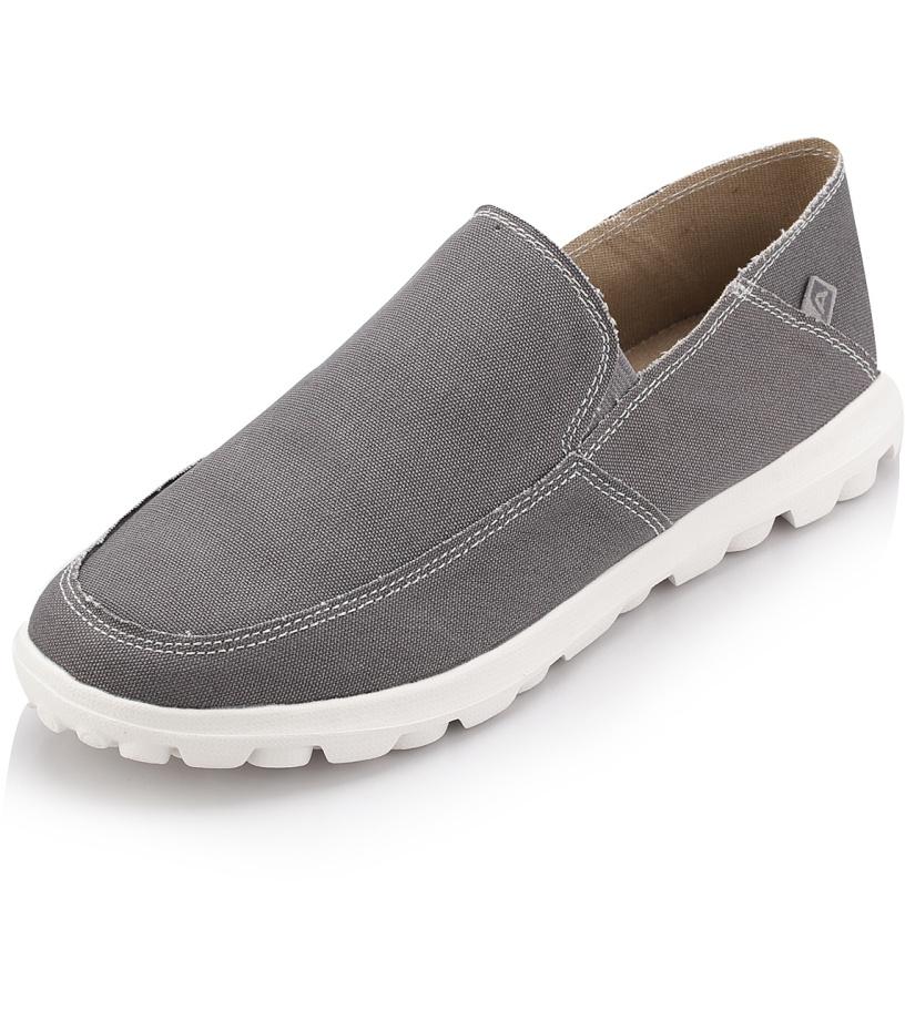 ALPINE PRO SHASHI Unisex obuv městská UBTJ124779 tmavě šedá