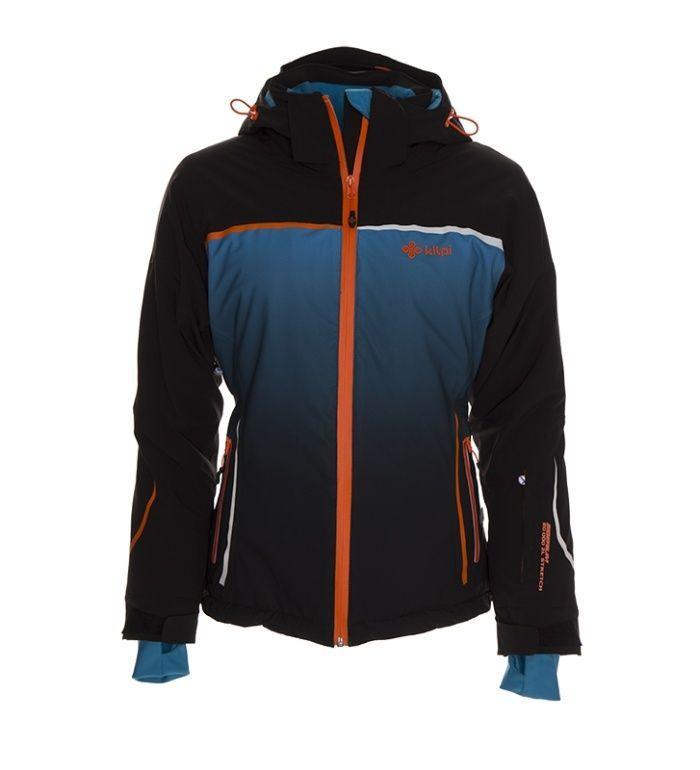 KILPI Dámská lyžařská bunda MIMOSA BL0013KIBLU Modrá 42