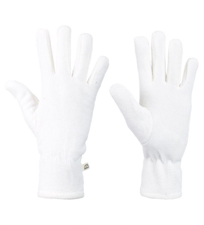 ALPINE PRO FELICE Dámské rukavice LGLD005002 krémová