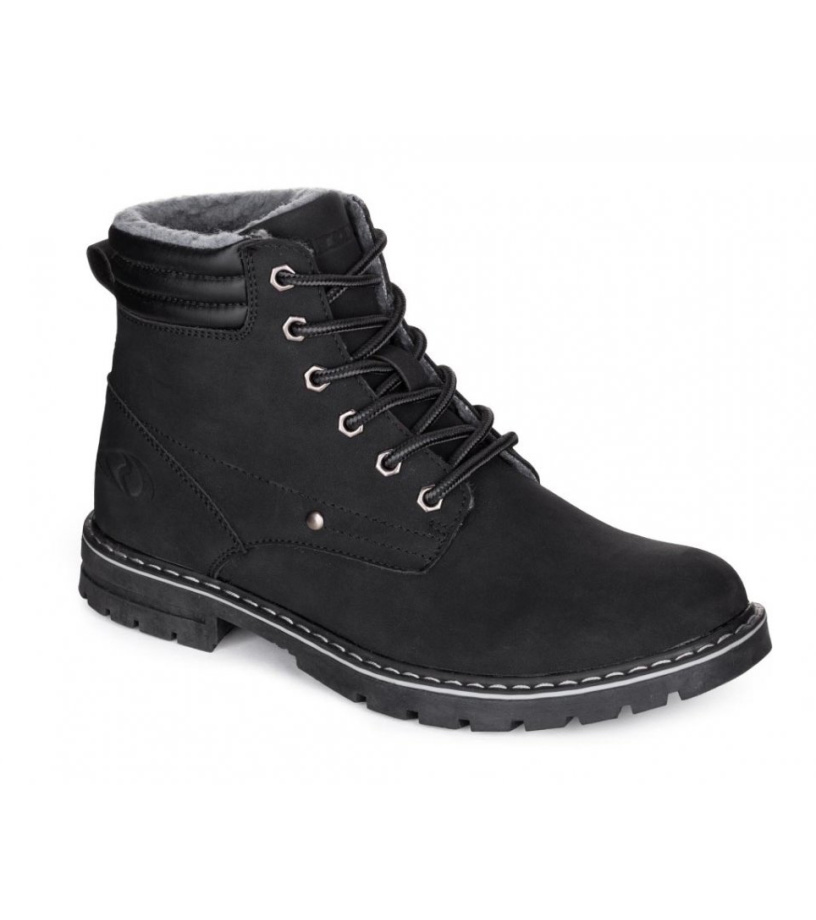 LOAP PRIMOSA Dámské zimní boty HSL19205V11V pirátská černá 37