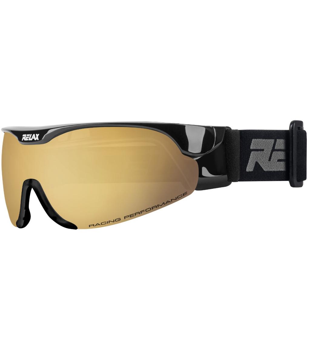 RELAX CROSS Brýle na běžky HTG34M černá -