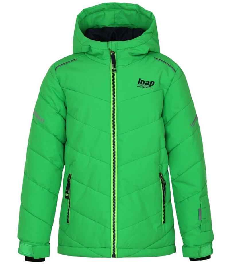 LOAP FURIO Dětská lyžařská bunda OLK1908P51P P51P 164