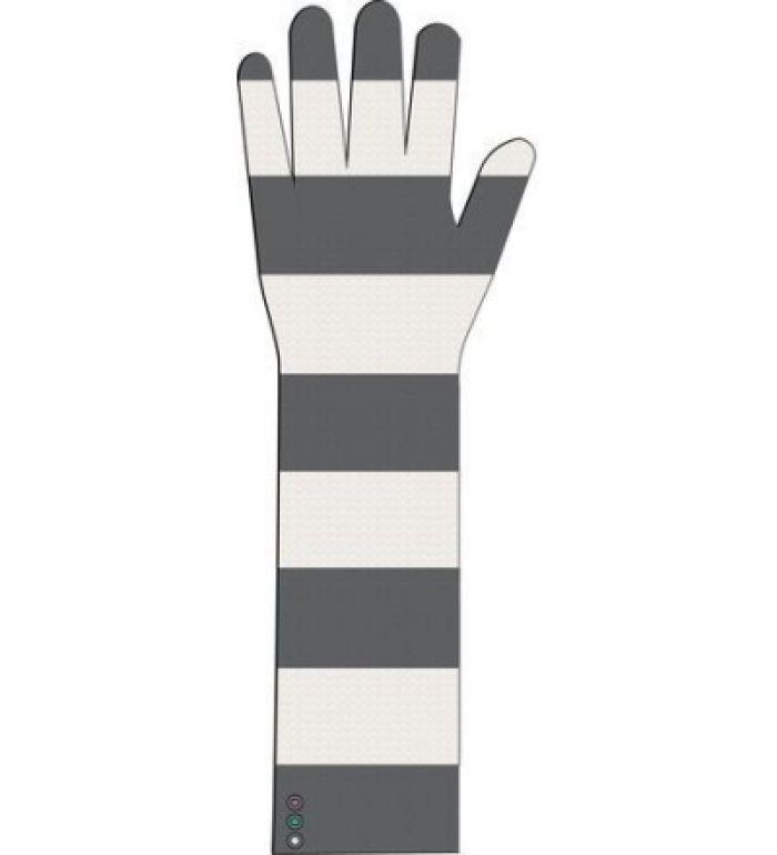 ALPINE PRO Maegan Dámské pletené rukavice 45000990 černá M 7391420a0f
