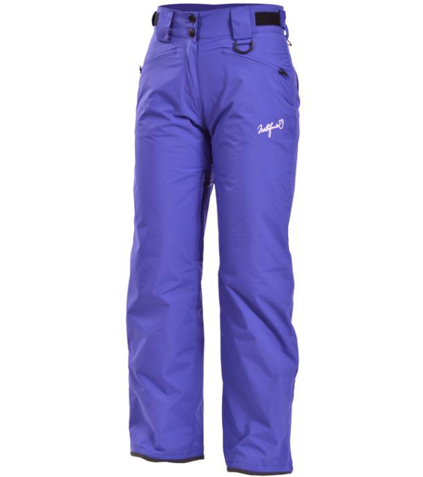 NORTHFINDER KARA Dámské kalhoty NO-4185SI281 modrá 5ac429af2cf