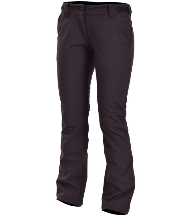 NORTHFINDER JAVION Dámské kalhoty NO-4205SI269 černá M