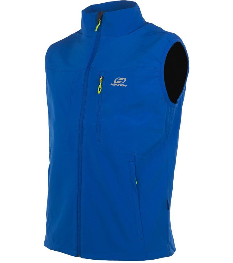 HANNAH REALM Pánská vesta 115HH0001HV02 Victoria blue S