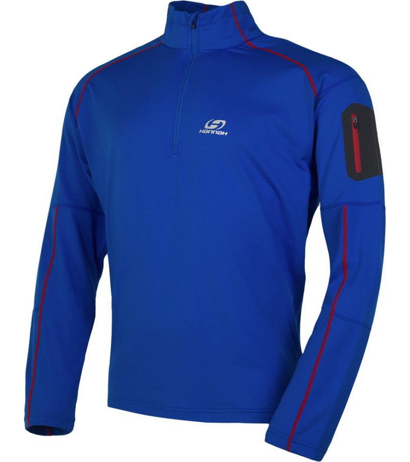 HANNAH PARKER LT Pánský sportovní rolák 115HH0001KZ02 Victoria blue L