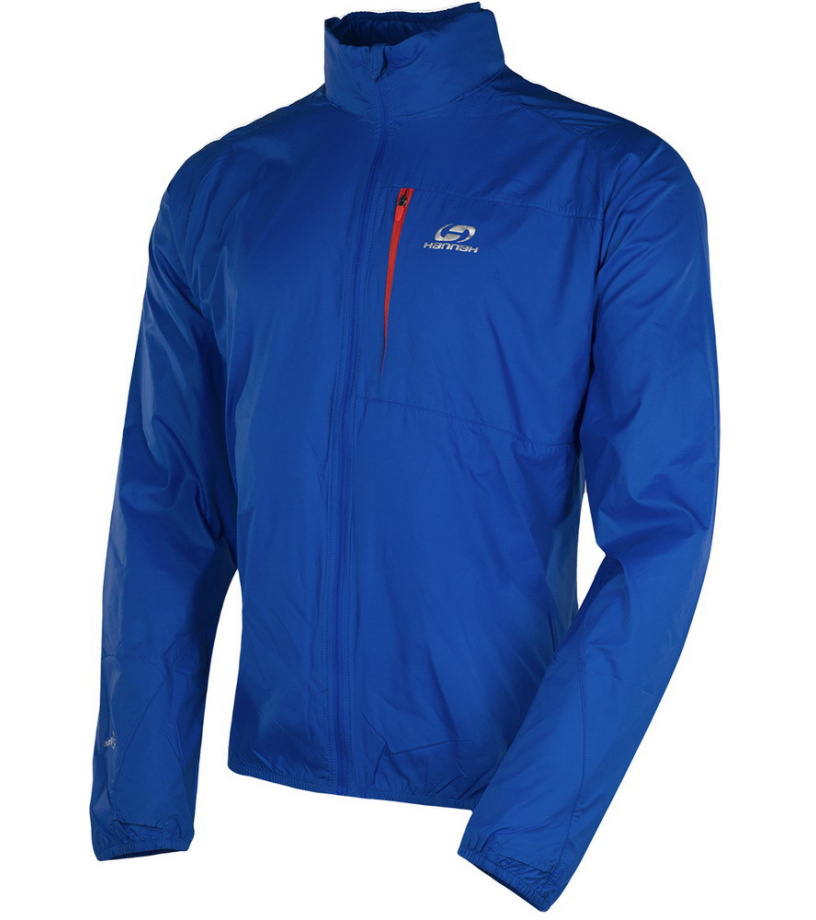 HANNAH AIRSTRIKE Pánská bunda 115HH0001LJ03 Victoria blue S