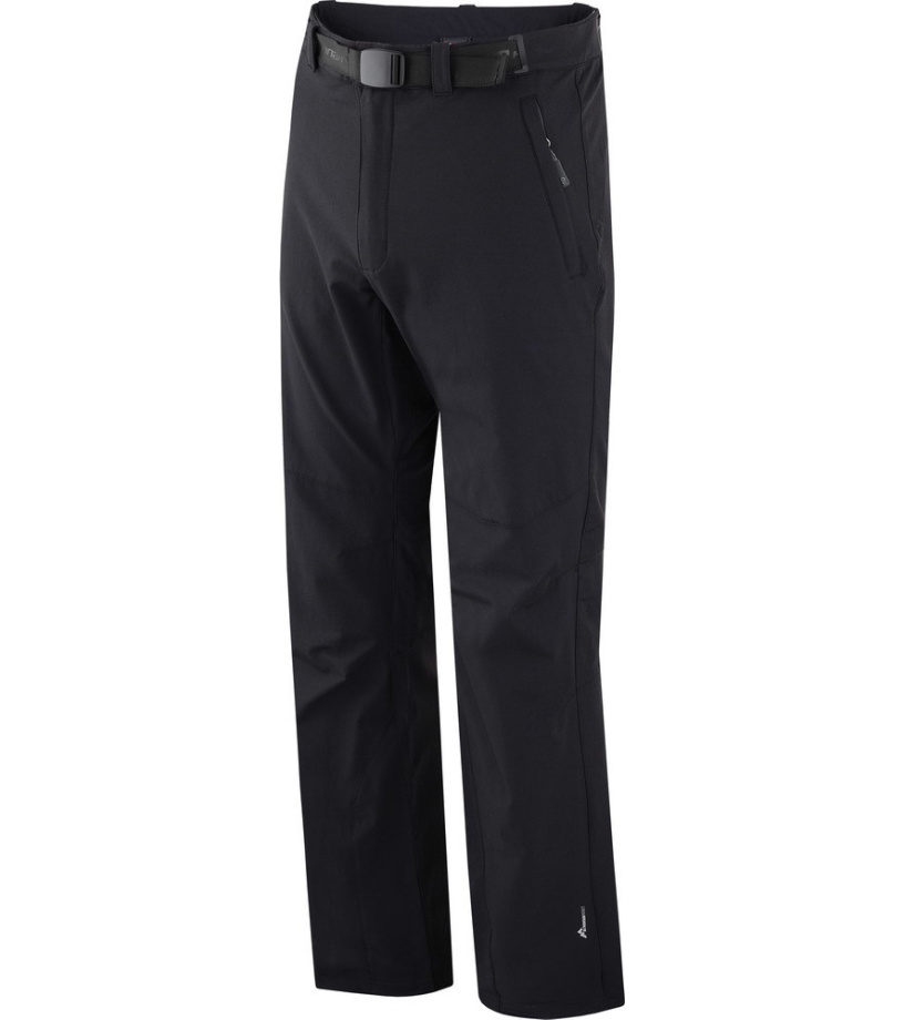 HANNAH ENDURO Pánské softshellové kalhoty 115HH0001SP01 anthracite S