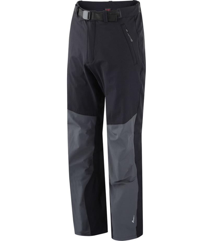 HANNAH ENDURO Pánské softshellové kalhoty 115HH0001SP02 Anthracite/graphite XXL