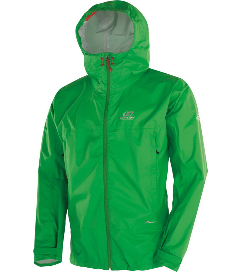 HANNAH HORTON Pánská bunda 115HH0002HJ02 Classic green L